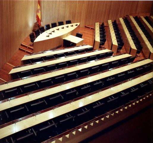 Sala Comisiones Congreso