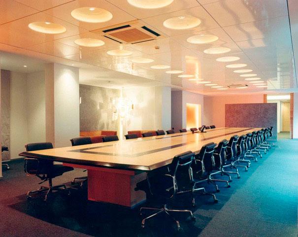 Sala Reuniones Presidencia